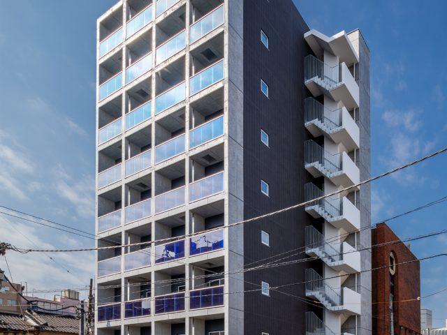 千葉の集合住宅写真1